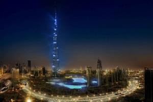 Dubai Private Tour with Monorail and Burj Khalifa