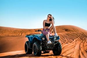 Dubai: Red Dunes Quad Bike Ride