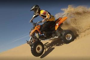 Dubai: Red Dunes Safari, Quad Bike, Camel Ride & Sand Board