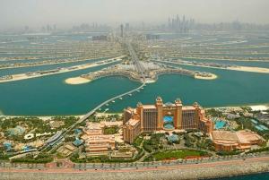 Dubai: Scenic Helicopter Tour