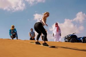 Dubai: Self-Drive Dune Buggy and Camel Ride Adventure