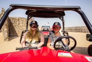 Dubai: Self-Drive Dune Buggy Safari with Pickup and Drop-Off
