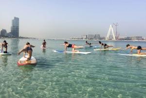 Dubai: Stand-Up Paddle Board and Kayak Rentals