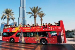 Dubai SuperSaver Pass