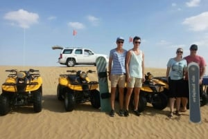 Dune Quad Drive, Camels And Sand Boarding