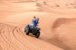 Dunes Quad Bike, Camel Ride & BBQ Shore Excursion