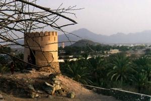 East Coast Tour from Dubai