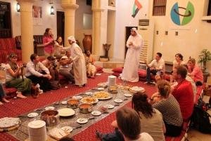 Emirati Arts and Cultural Walking Tour