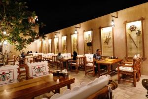Ethnic Emirati Dining Experience