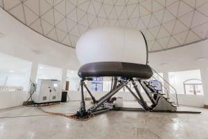 Flight Experience Centre Flight Simulator Session