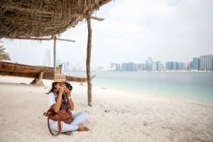 From Dubai: Abu Dhabi Day Tour with Ferrari World Ticket