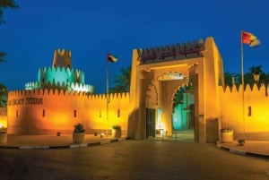 From Dubai: Al Ain Full Day Tour with Lunch