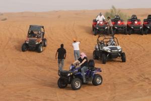From Dubai: Dune Buggy Desert Safari (Morning Adventure)