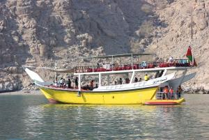 Full-Day Sea Safari to Musandam