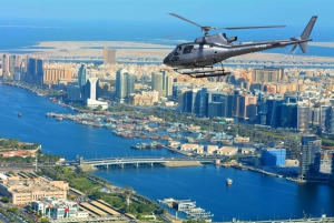 Helicopter Flight Over The Palm Jumeirah