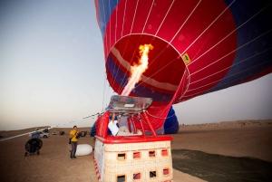 Hot Air Balloon, Desert Safari, Quad Biking, and More