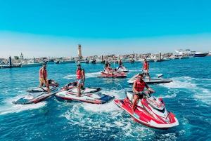 Jet Ski Tour including Burj Khalifa and the Marina