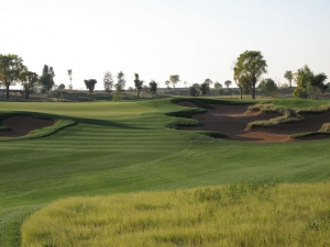 Perfectly Maintained Course