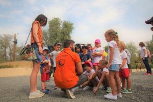 Kids Circuit at Adventura Park