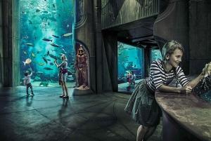 Lost Chambers Aquarium Entry Ticket