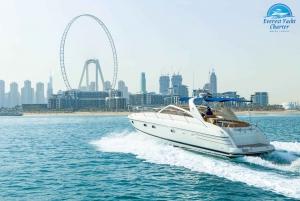 Luxury Yacht Charter from Dubai Marina