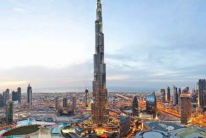 Magical Dubai 8-Hour Tour with Burj Khalifa Experience
