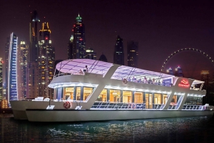 Marina Dinner Cruise with Drinks & Live Music
