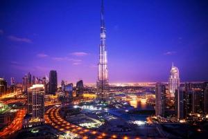 Modern City Tour and Burj Khalifa Entry Ticket