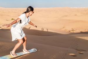 Morning Safari with Quad Bikes, Sandboarding & Camel Ride