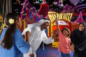 Motiongate Dubai: One Park Pass