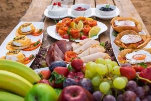 Overnight Dubai Desert Safari & Gourmet Breakfast