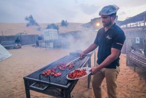 Overnight Dubai Desert Safari with BBQ Dinner
