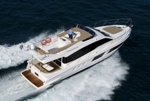 Overnight Stay on a Private Luxury Yacht