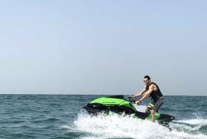 Palm Jumeirah: 1.5–Hour Guided Jet Ski Tour