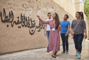 Private Old Town, Heritage & Souks Walking Tour