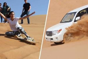 Red Dune Desert Morning Adventure with Sand Boarding