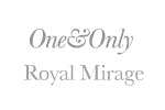 Residence and Spa One&Only Royal Mirage