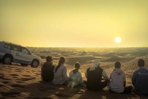 Sahara Dunes & Camel Caravan with BBQ at Al Khayma