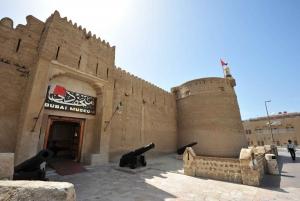 Sights of Fahidi Fort, Abra and Islamic Art
