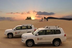 Sunrise Desert Dunes & Wildlife Experience