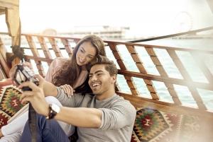 Sunset Cruise on Traditional Boat & Emirati High Tea