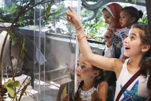 The Green Planet - Dubai's Unique Indoor Rainforest