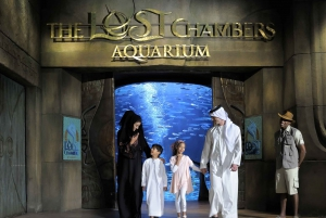 The Lost Chambers Aquarium Entrance Ticket with Lunch