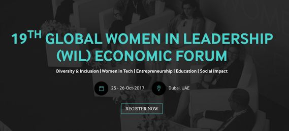 19th Global Women in Leadership Economic Forum