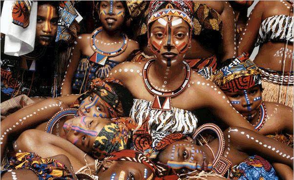 Afrodance class - Nora Dance Group