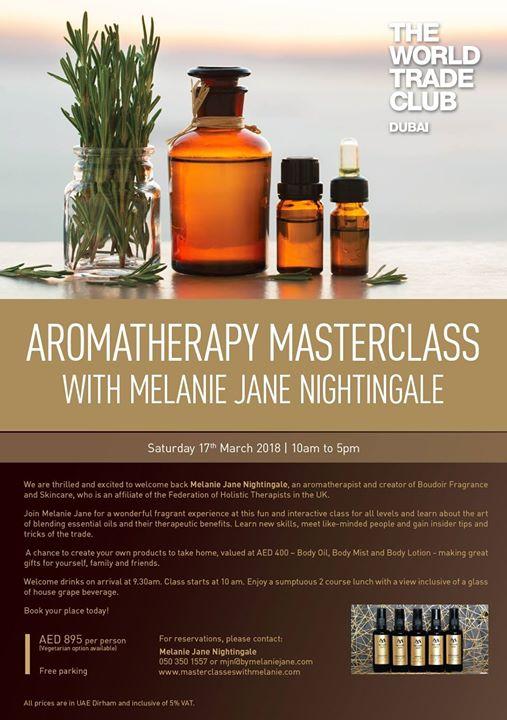 Aromatherapy Masterclass