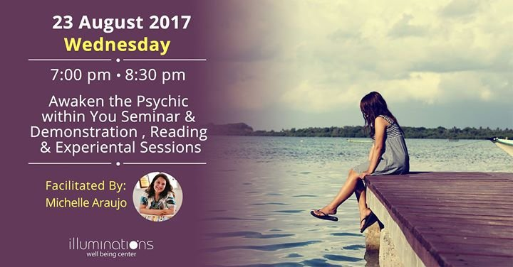 Awaken the Psychic within You & Demonstration, Reading Session