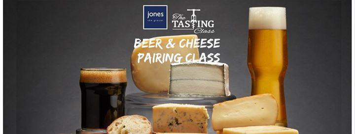 Beer & Cheese Pairing Dubai