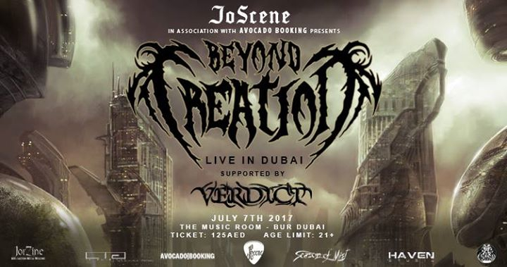 Beyond Creation Live in Dubai