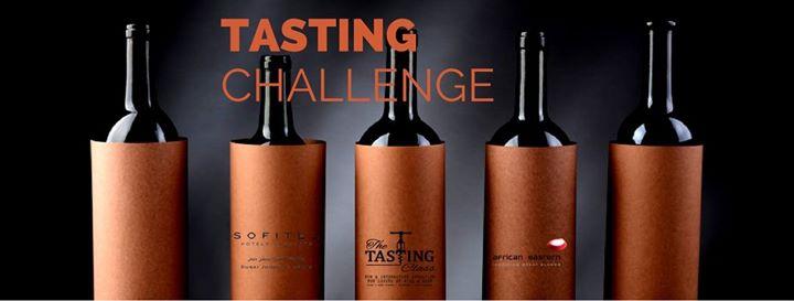 Blind Wine Tasting Challenge